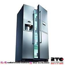 Ka60na40n Siemens Side By Side Refrigerator 555liter 20cft Radio