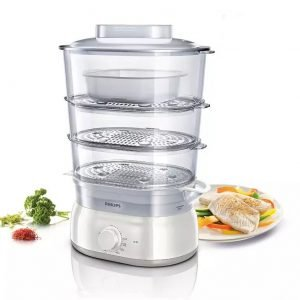HD912500 – Philips Food Steamers – White