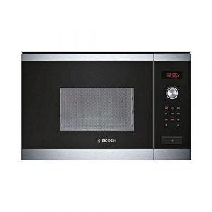 HMT75M654M – Bosch Built-in Microwave – 20Ltr – Silver Black