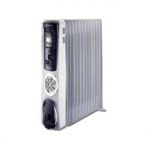 OR13 – Black & Decker 13 Fin Oil Radiator – White