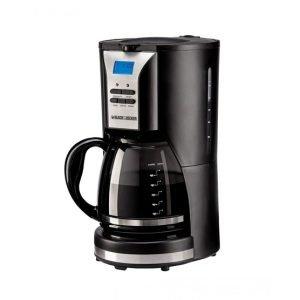 DCM90 – Black & Decker 12 Cup Coffee Maker – Black