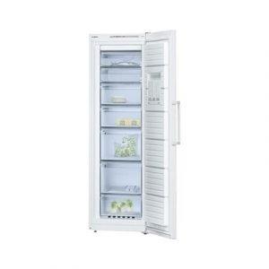 GSN36VW30M Bosch No Frost Upright Freezer 237Ltr White