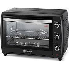 TRO66 – Black & Decker Toaster Oven – Black