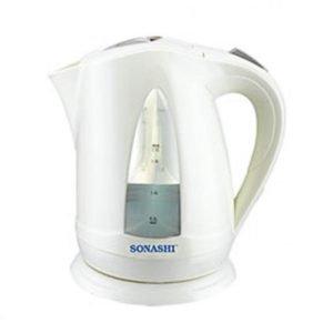 SKT1017S Sonashi Cordless Kettle 1800 Watt White