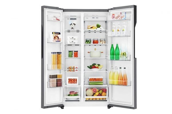 RS55K50A02C Samsung Side by Side Refrigerator