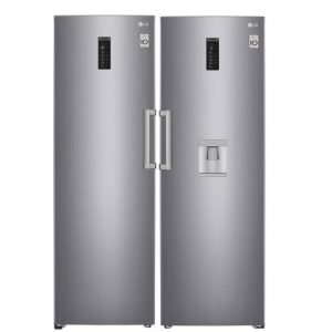 Upright Fridge Freezer Pair