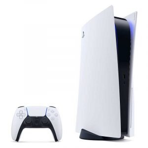 CFI-1000A PlayStation 5 Sony 8K 4K HDR 825GB with Dual Sense Controller
