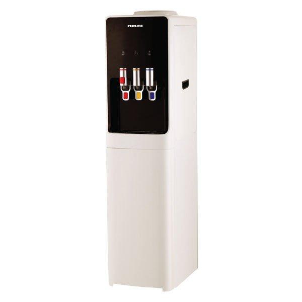 NWD-1400R Nikai Water Dispenser 3 Tap with Refrigerator Price in Pakistan