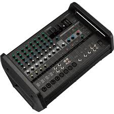 Power Mixer Amplifiers