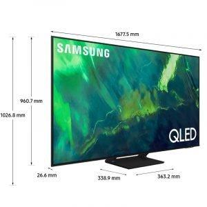 QA65Q70A Samsung UHD Flat QLED TV price in Pakistan